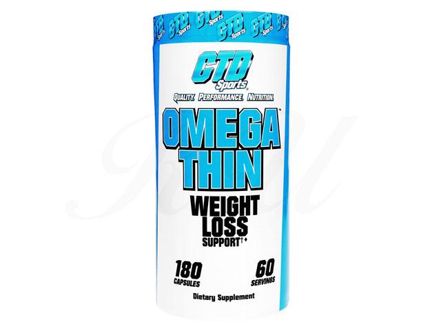 (CTD)オメガシン+CLA(OMEGATHIN+CLA)