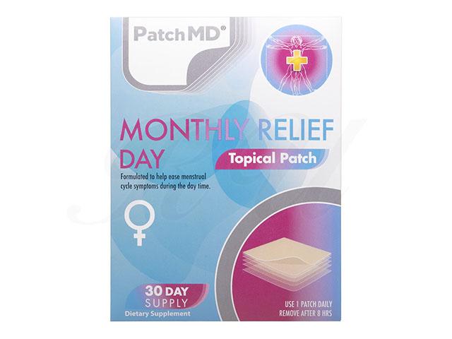 (月経前症候群緩和・昼用) PMSデイリリーフ30パッチ
