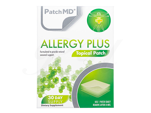 アレルギープラス30パッチ